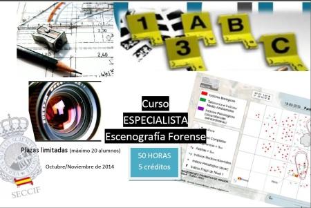 Escenografía forense