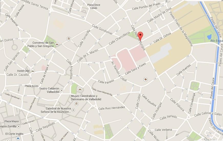 Mapa Escenografía