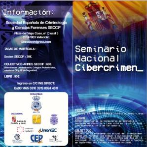 Información cibercrimen