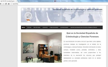 Página internet